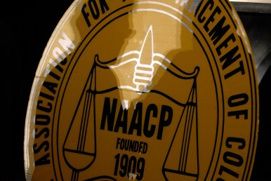 Image of the NAACP logo