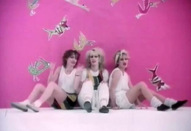 Bananarama - Shy Boy - Official Music Video