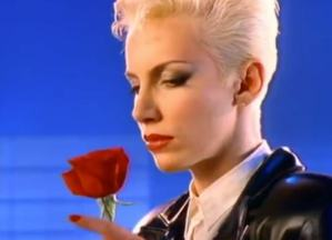 Eurythmics - Thorn In My Side - Official Music Video