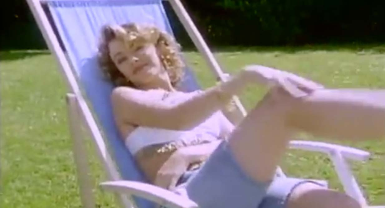 Kylie Minogue - Wouldn't Change A Thing - Official Music Video