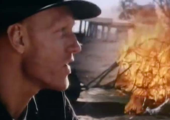 Midnight Oil - Beds Are Burning - Official Music Video