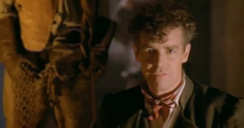 Pet Shop Boys - It's A Sin - Official Music Video