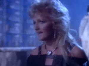 Bonnie Tyler - Here She Comes - Official Music Video.