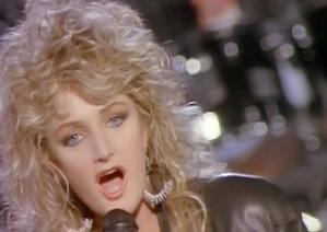 Bonnie Tyler - The Best - Official Music Video