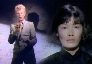 David Bowie - China Girl - Official Music Video