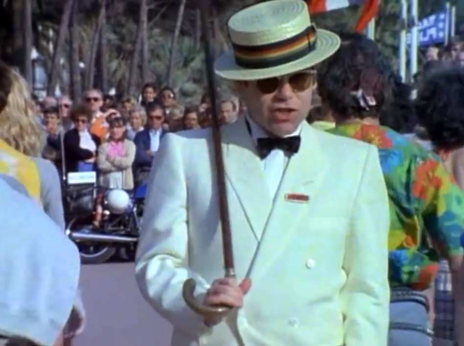 Elton John - I'm Still Standing - Official Music.