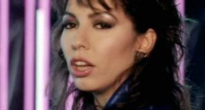 Jennifer Rush - Ring of Ice - Official Music Video