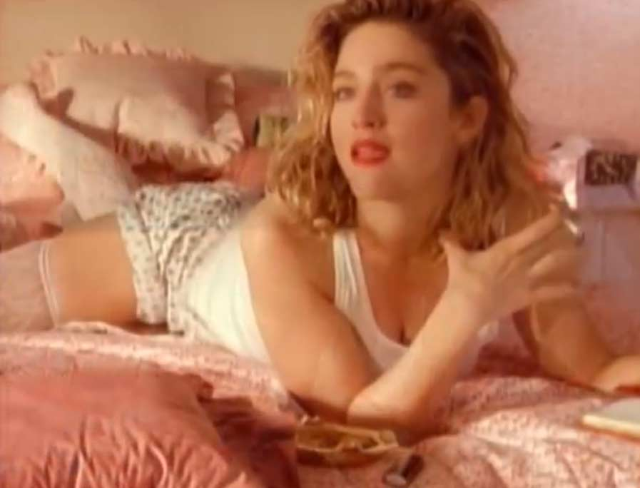 Madonna - Into The Groove - Official Music Video