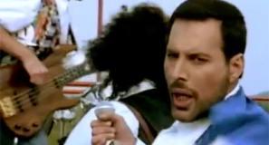 Queen - Breakthru - Official Music Video