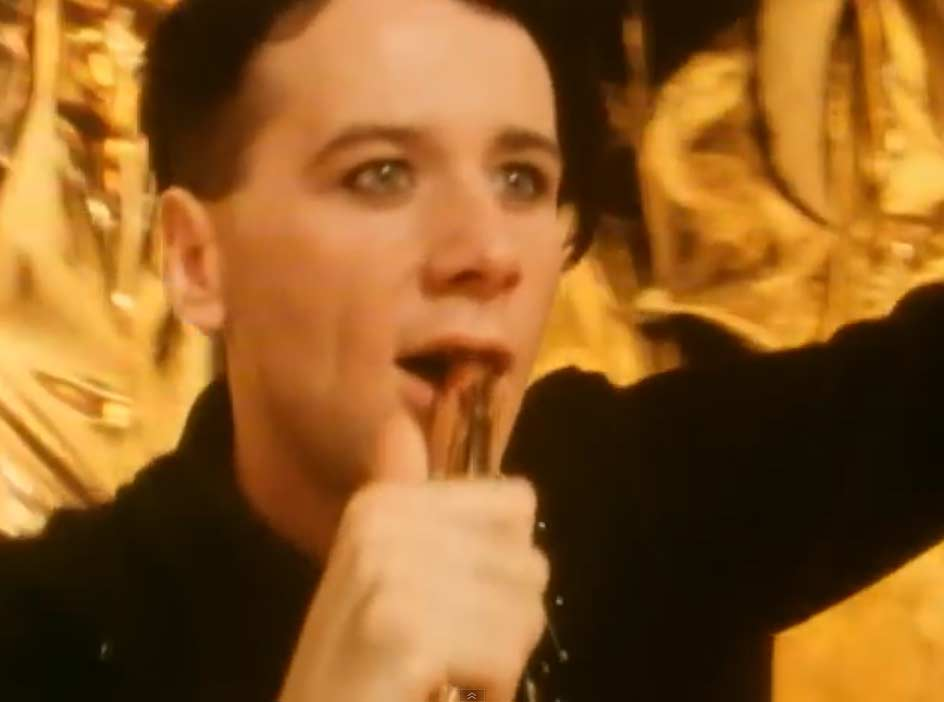 Simple Minds - Glittering Prize - Official Music Video