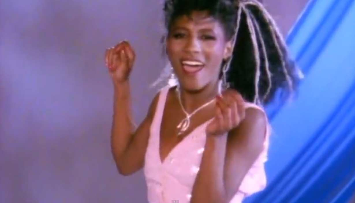Sinitta - Toy Boy - Official Music Video