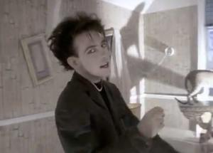 The Cure - The Lovecats - Official Music Video