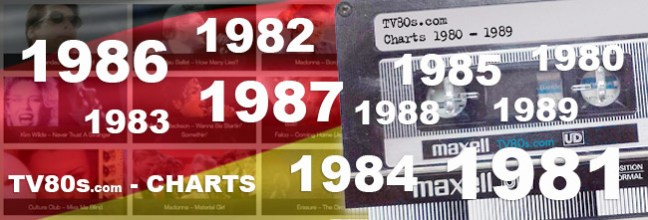 TV80s | Top 100 Hits of the 80s - Germany