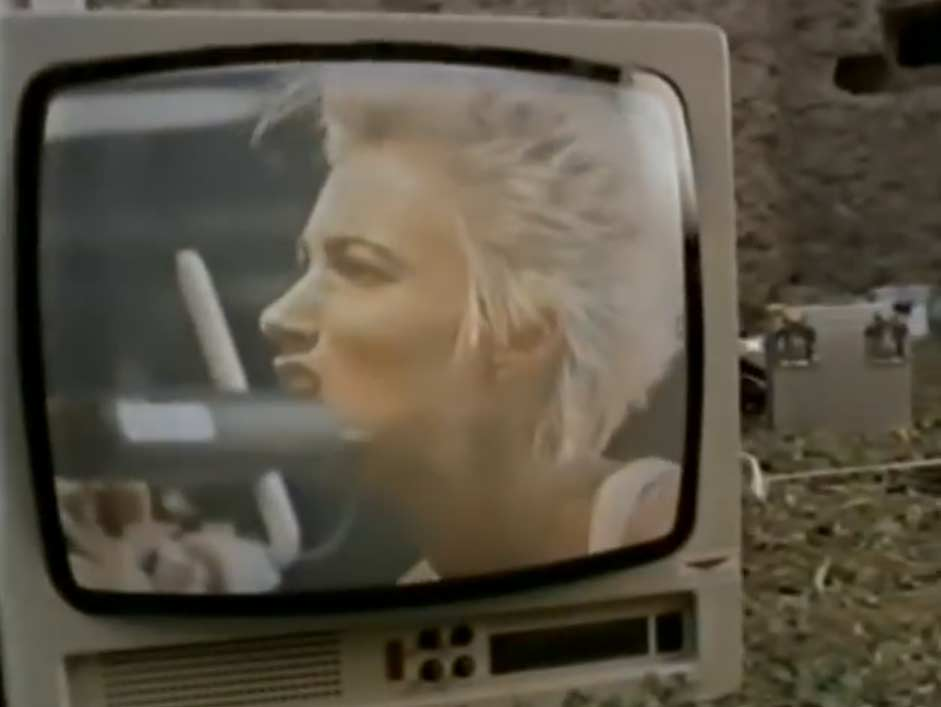 Roxette - Dangerous - Official Music Video