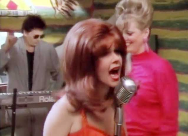 The B-52's - Love Shack - Official Music Video