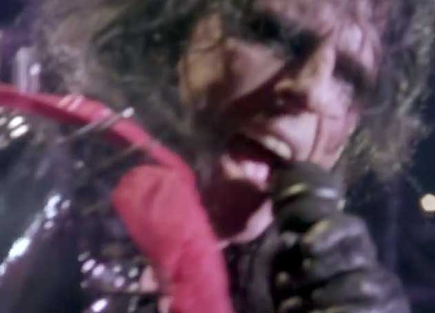 Alice Cooper - Bed of Nails - Official Music Video