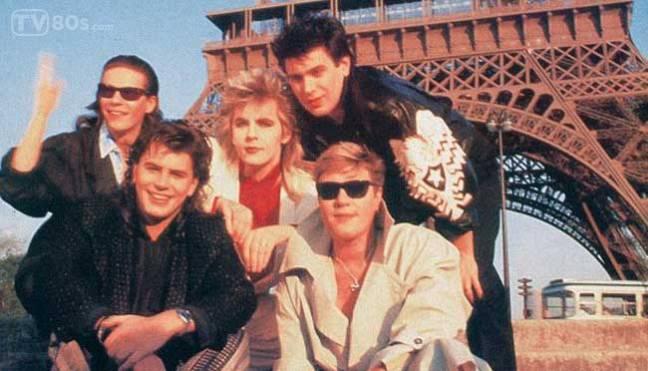 Duran Duran 80s