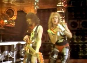 Van Halen - Panama - Official Music Video
