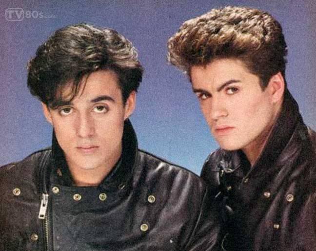 Wham Band - 80s