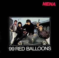 Nena ‎- 99 Red Balloons - Official Music Video