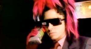 Sigue Sigue Sputnik - 21st Century Boy - Official Music Video