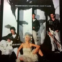 Transvision Vamp Baby I Don't Care Single Cover