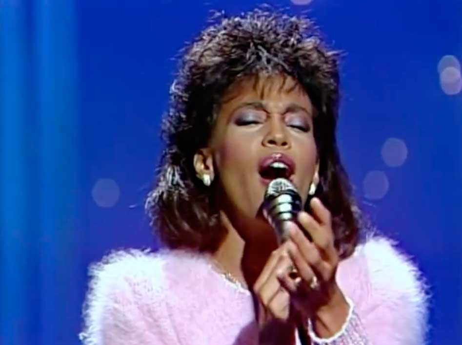 Whitney Houston - You Give Good Love - Music Video