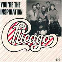 Chicago - You're The Inspiration - Official Music Video - Single Cover