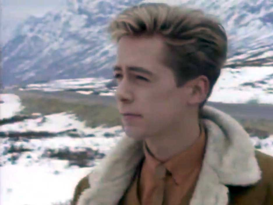 Nick Heyward Whistle Down The Wind Official Music Video