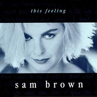Sam Brown - This Feeling - Single Cover