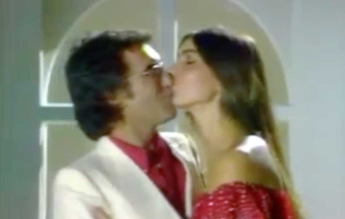 Al Bano & Romina Power - Felicità - Music Video 1982