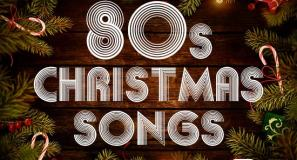 80s christmas songs