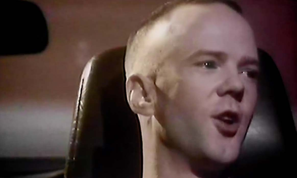Jimmy Somerville & June Miles Kingston - Comment te dire adieu - Official Music Video