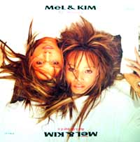 Mel & Kim - That's the Way It Is - Single Cover