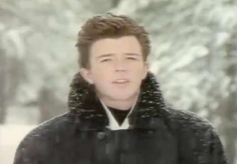 Rick Astley - When I Fall In Love - Official Music Video