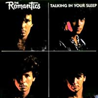 The Romantics Talking in Your Sleep Single Cover