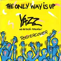 Yazz & The Plastic Population - The Only Way Is Up - Single Cover