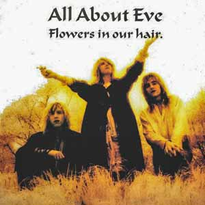 All About Eve Flowers In Our Hair Single Cover