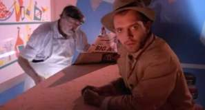 The Art of Noise feat. Duane Eddy - Peter Gunn - Official Music Video