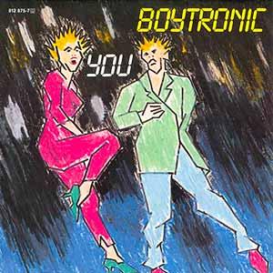 Boytronic You Single Cover