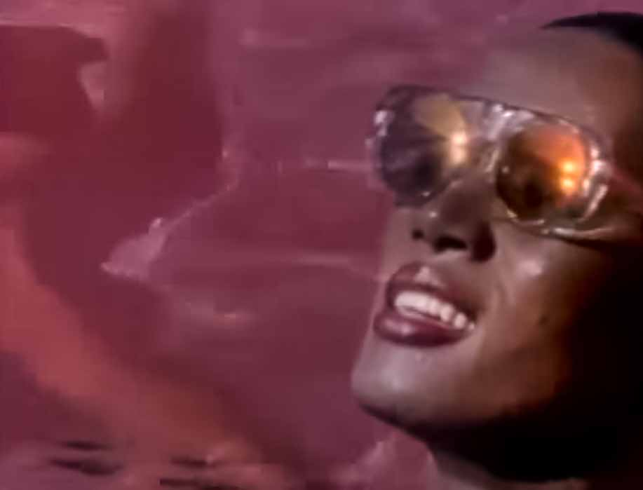 Grace Jones Love On Top Of Love Official Music Video
