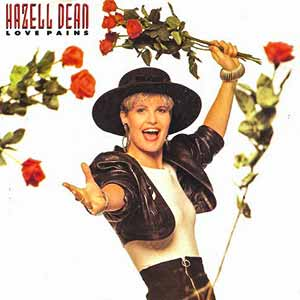 Hazell Dean Love Pains Single Cover