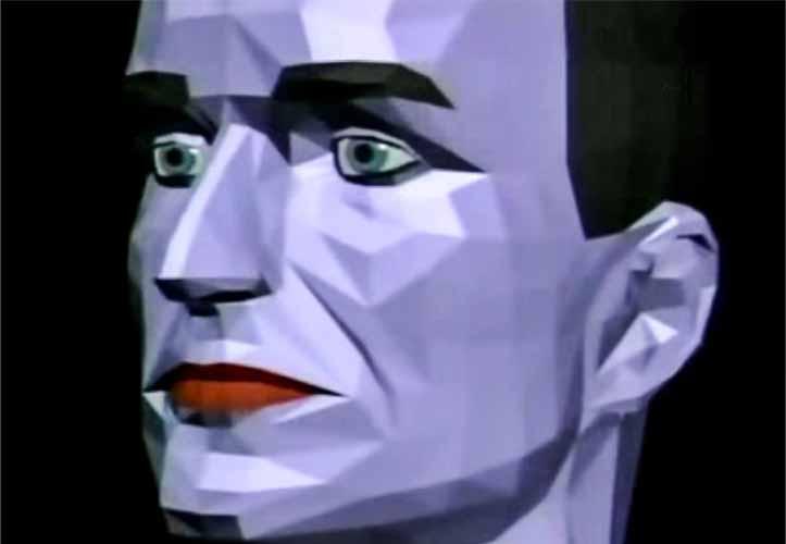 Kraftwerk Musique Non Stop Official Music Video