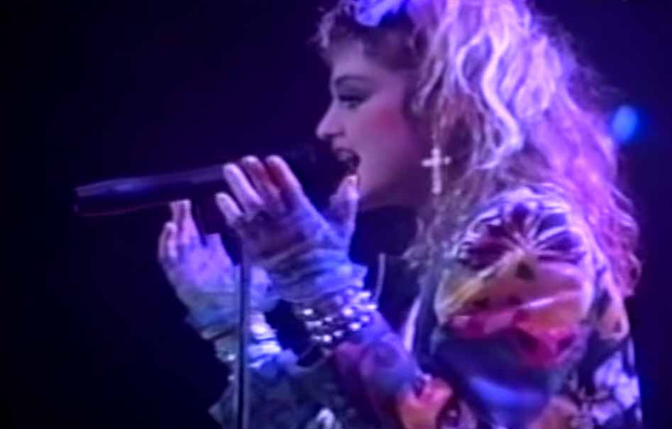 Madonna Dress You Up Official Music Video