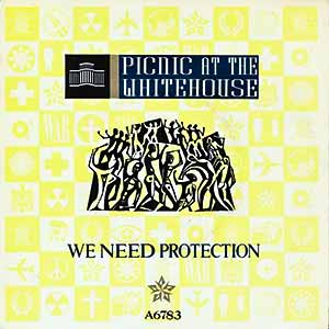Picnic At The Whitehouse We Need Protection Single Cover