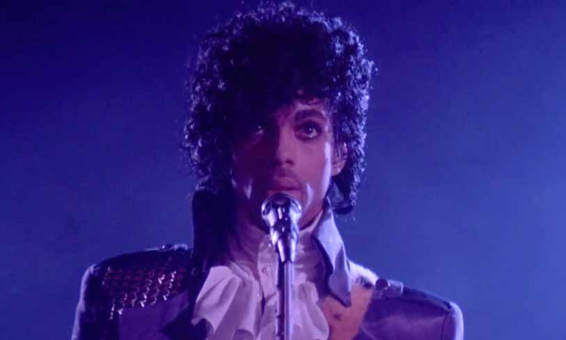 Prince and The Revolution Purple Rain Official Music Video