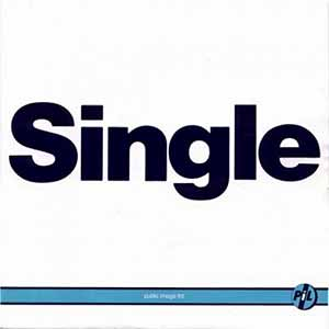 Public Image Limited Rise Single Cover