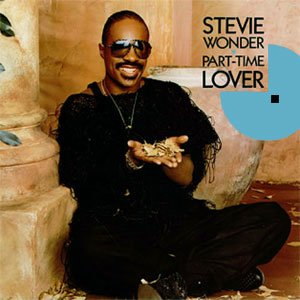 Stevie Wonder - Part-Time Lover - Single Cover - Video