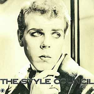 The Style Council Walls Come Tumbling Down Single Cover