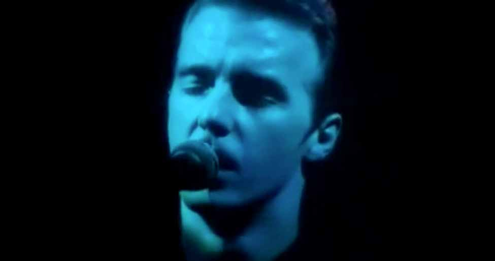 Ultravox Visions In Blue Official Music Video